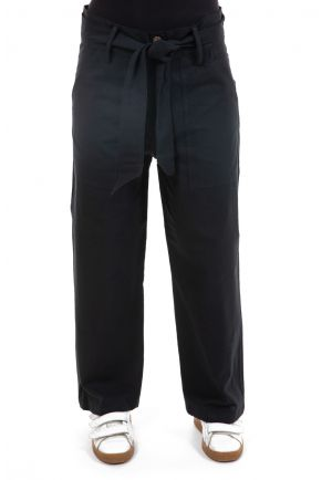 Pantalon large droit casual Cithyva zoom