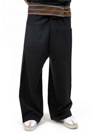 Pantalon fisherman traditionnel Nepal Anhuman