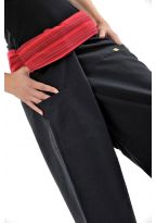 K1bis pantalon fisherman thai coton epais +10 couleurs